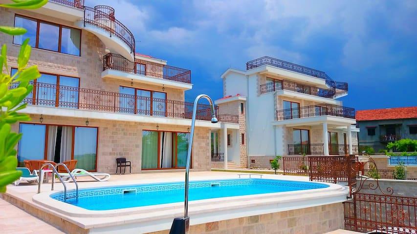 Montenegro Vila - Savina - Herceg Novi - Villa