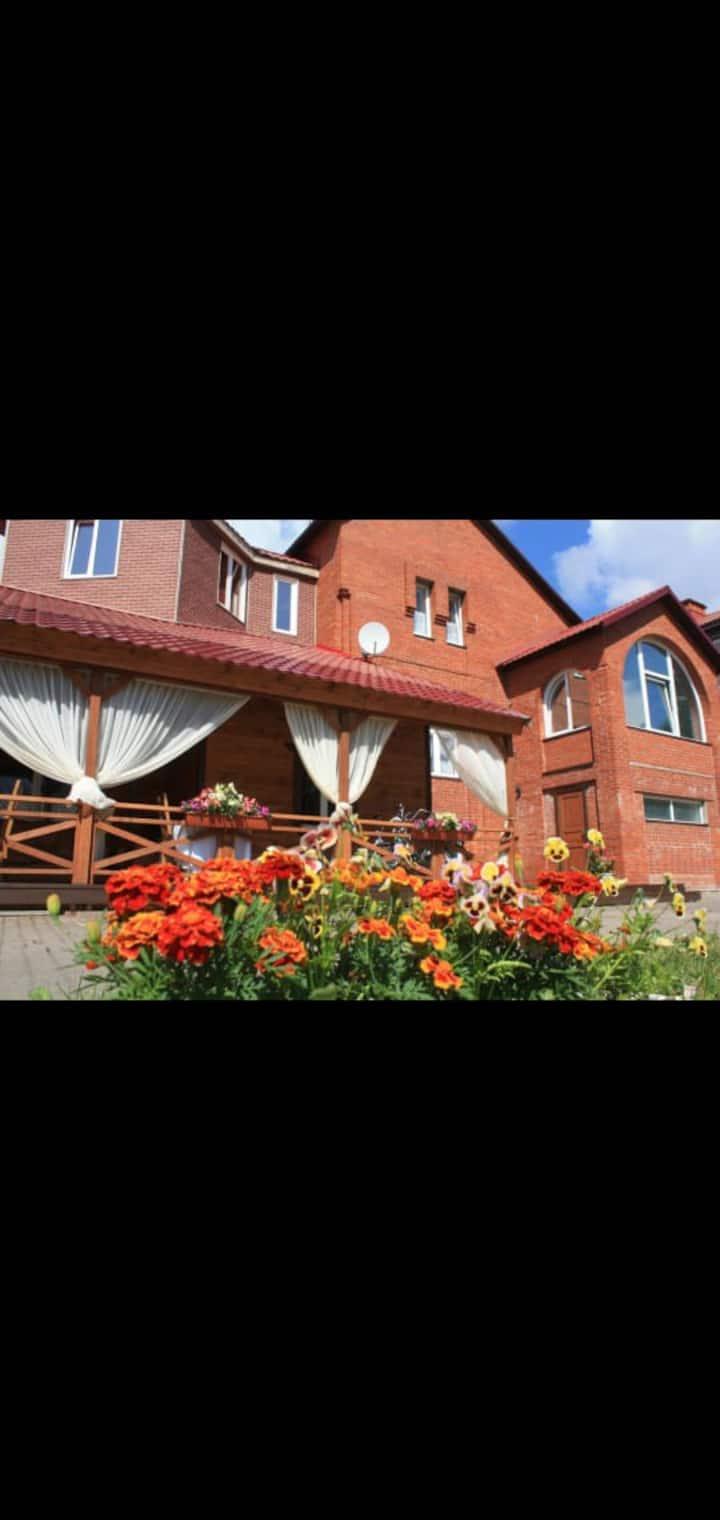 Le Chalet Гостевой дом