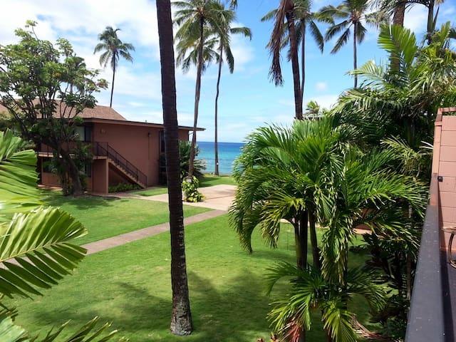 See & Hear Ocean from 1 BDRM Condo! - Lahaina - Apartment