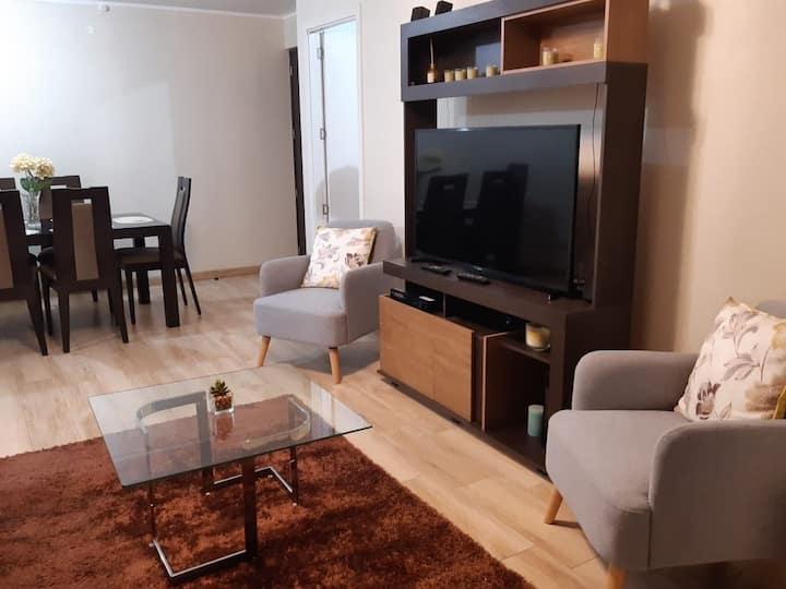 Apartment near Airport,markets, drugstore and more