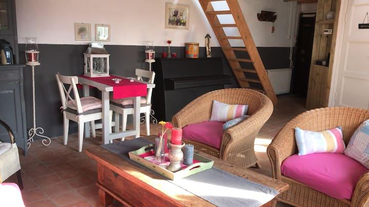 Sfeervol gastenverblijf op Schouwen-Duiveland