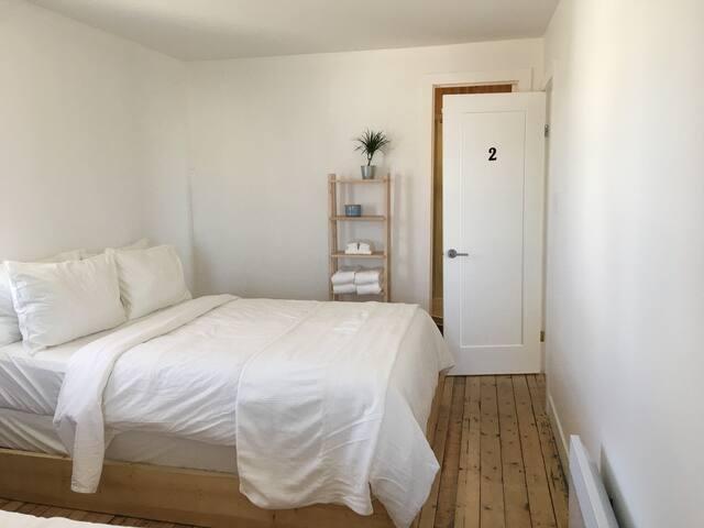 Maison du Forgeron  (#2) Suite 2 lits, capacité 3