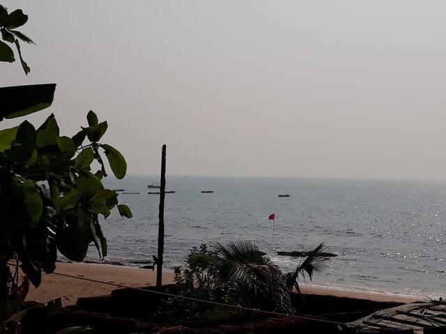 1 BHK Beach Anjuna Stay