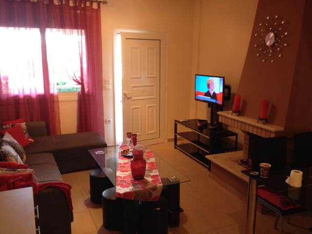 Luxury Double Floor Apartment in Kallithea