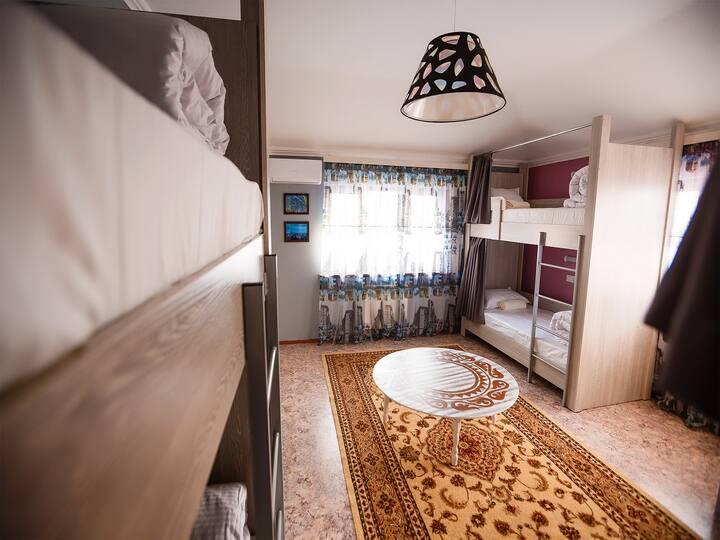Комната Медеу - Кровать №20