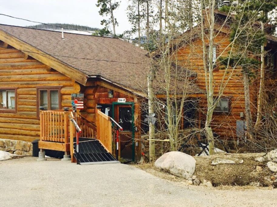 adorable cabin retreat cabins for rent in winter park