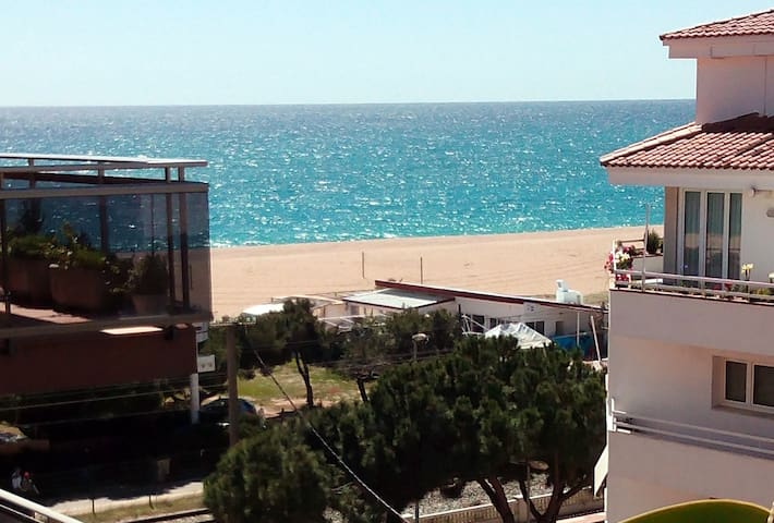 25m from beach between Barcelona and Costa Brava - Malgrat de Mar - Apartemen