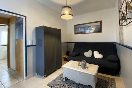 Appartement au calme entièrement refait