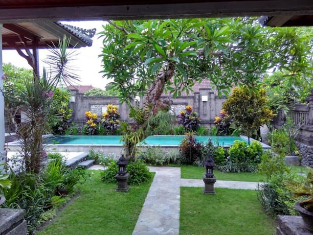 The 'Taman Bali' traditional  guesthouse