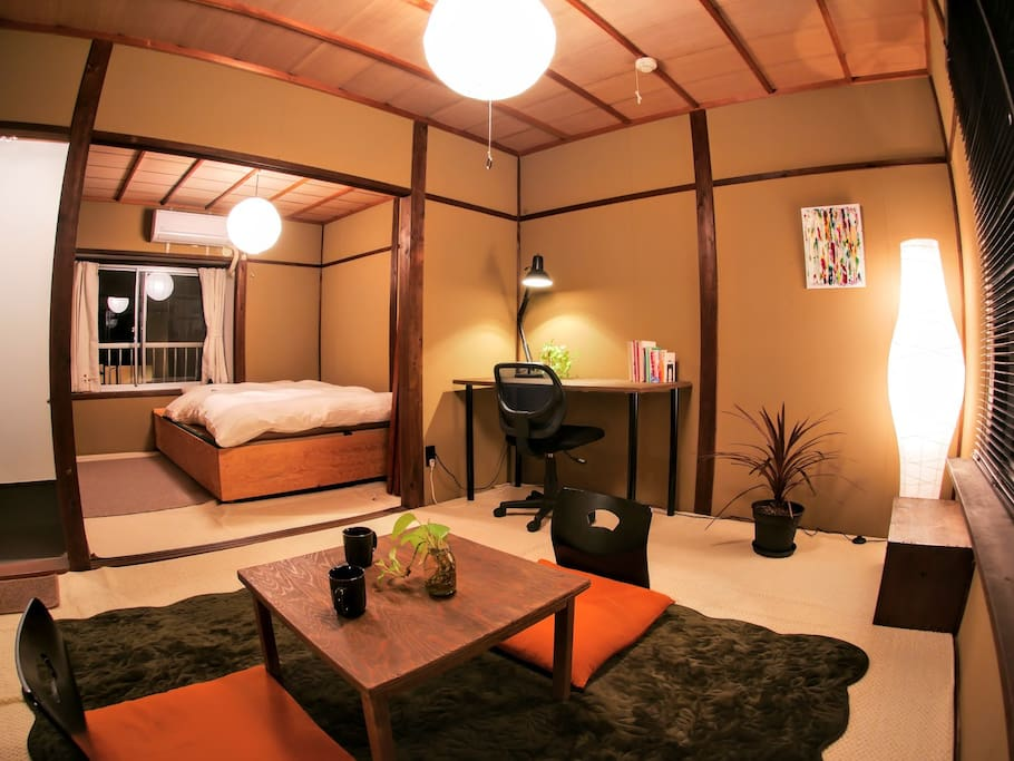 from relax room -2F-