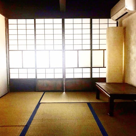 NINCHA・Green tea's Purify Room