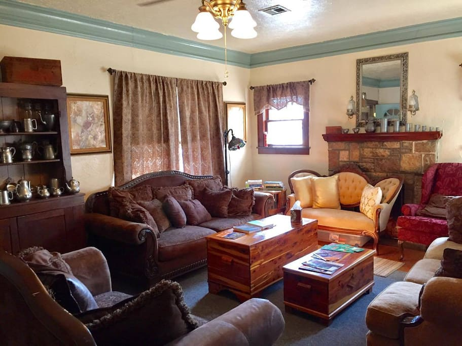 The Living Room/Gathering Room