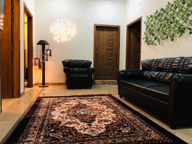 Fully Furnished Apartment in Islamabad