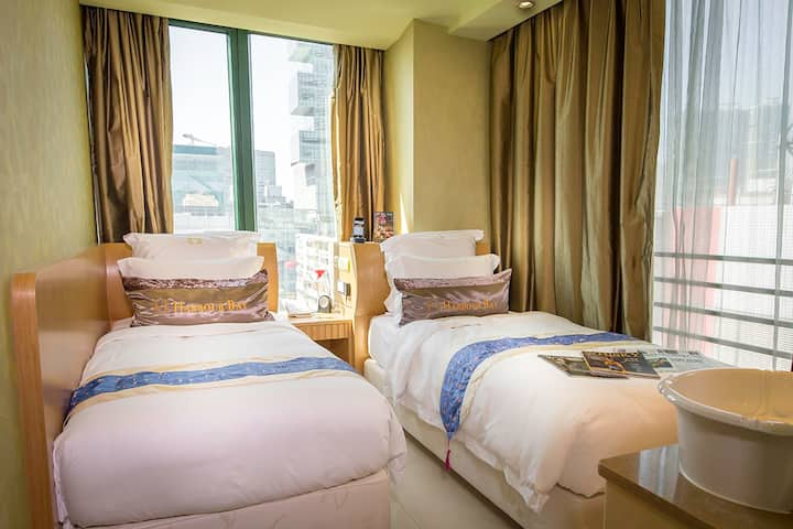 20% off STANDARD TWIN ROOM (City View)