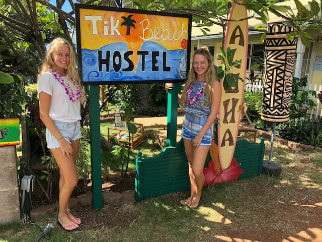 Tiki Beach Hostel (Lahaina, West Maui) #1
