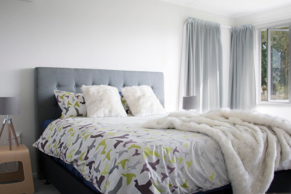 Room Arctic (king bed)