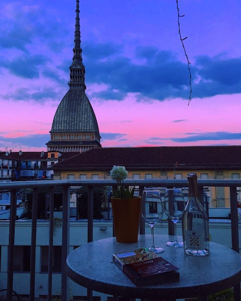 Lovely flat in the heart of Turin-MoleAntonelliana