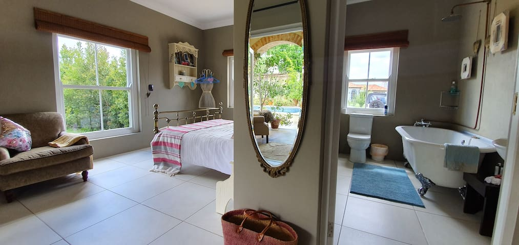 Cape Winelands Villa Garden Cottage Simondium