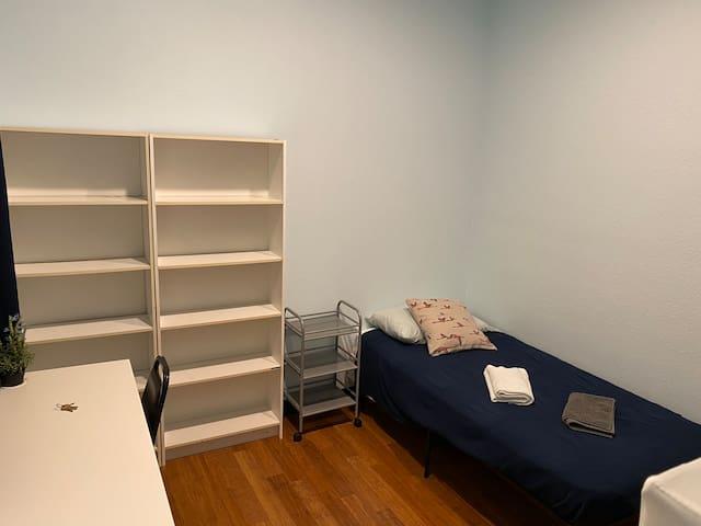 216 Blue Room