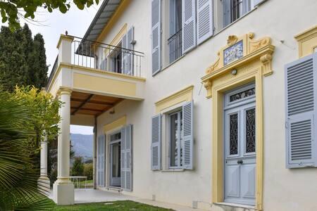 Great sea view villa French Riviera - Menton - Villa