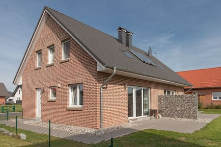 Scenic Holiday Home in Zierow with Fenced Garden