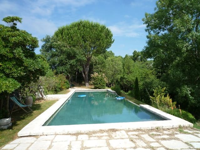 Charming country house with pool - Fontès