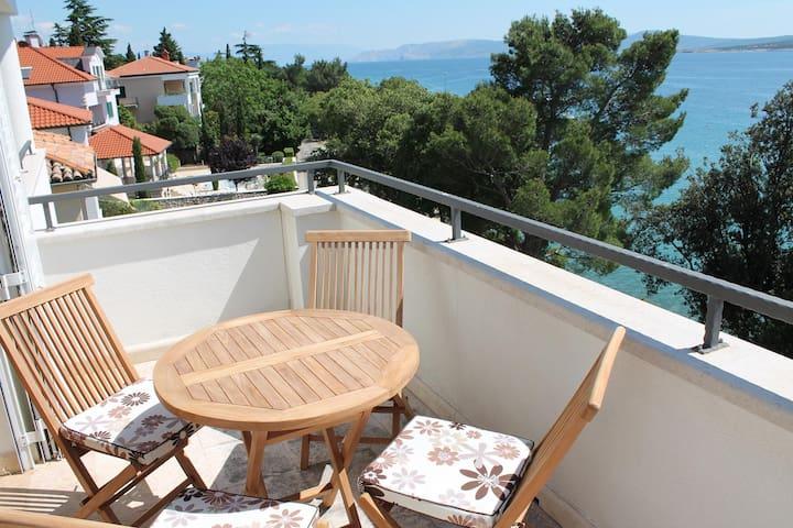 Apartment Petra/ Three Bedroom - Crikvenica - Wohnung