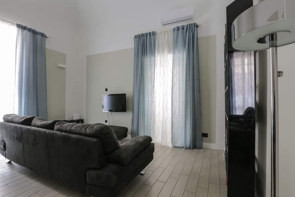 Your relaxation in the center of Catania ...