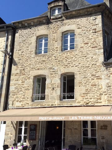 Appartement au Port, Dinan - Dinan - Apartemen