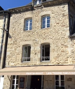 Appartement au Port, Dinan - Apartament