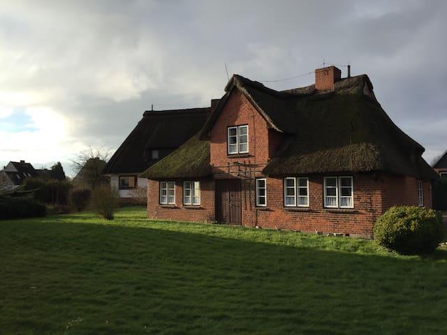 Ferienhaus - Kate aus dem Jahr 1812 - Ostsee
