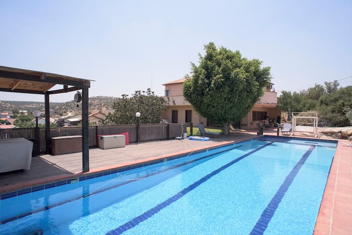NEW in Airbnb! Amazing Villa & Pool - Ets Efraim - Villa