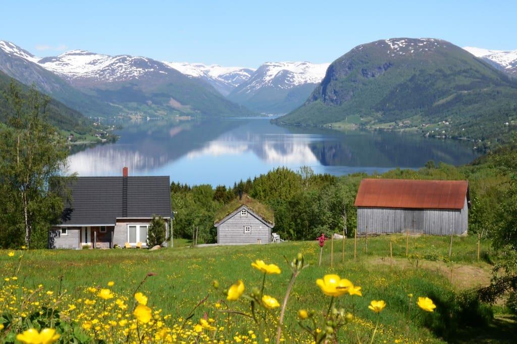 Pronađite na Airbnbu: Smještaj za odmor, Sørbøvågen