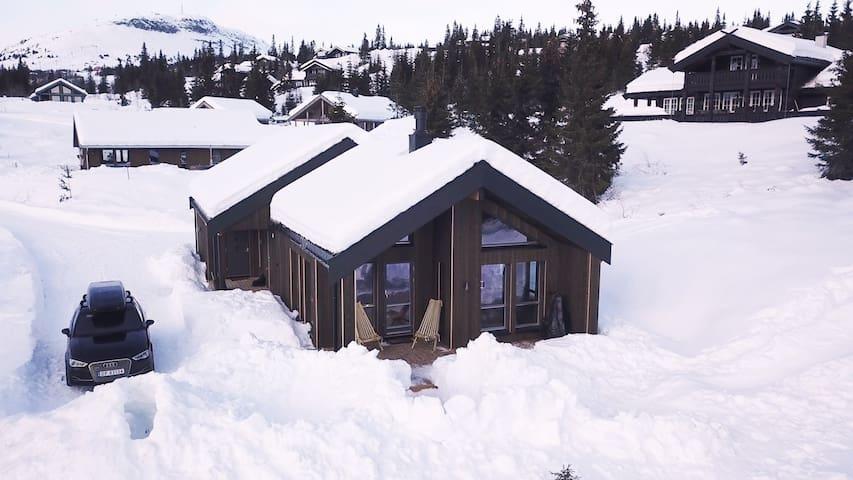 Brand New Cabin at Skeikampen/sauna/great location