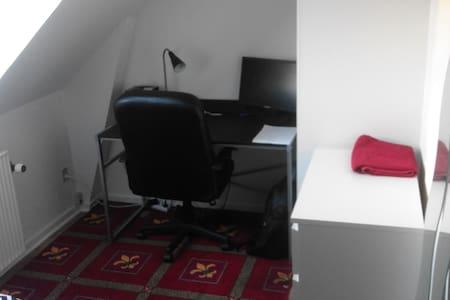 Hyggeligt værelse i Aalborg - Aalborg
