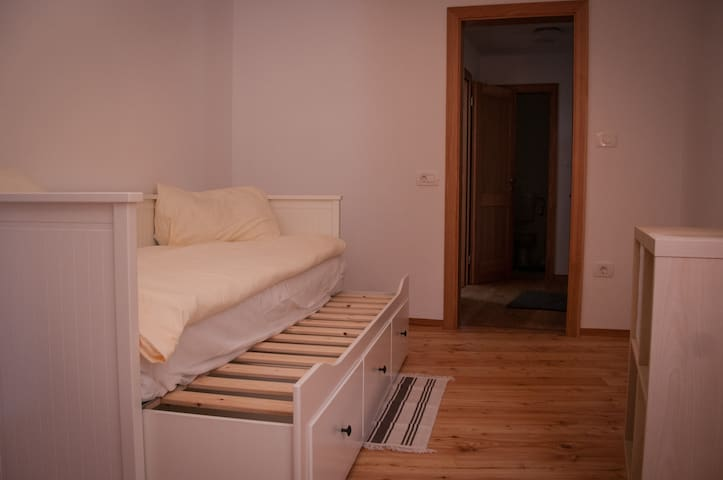 Bedroom 2 with trundle bed
