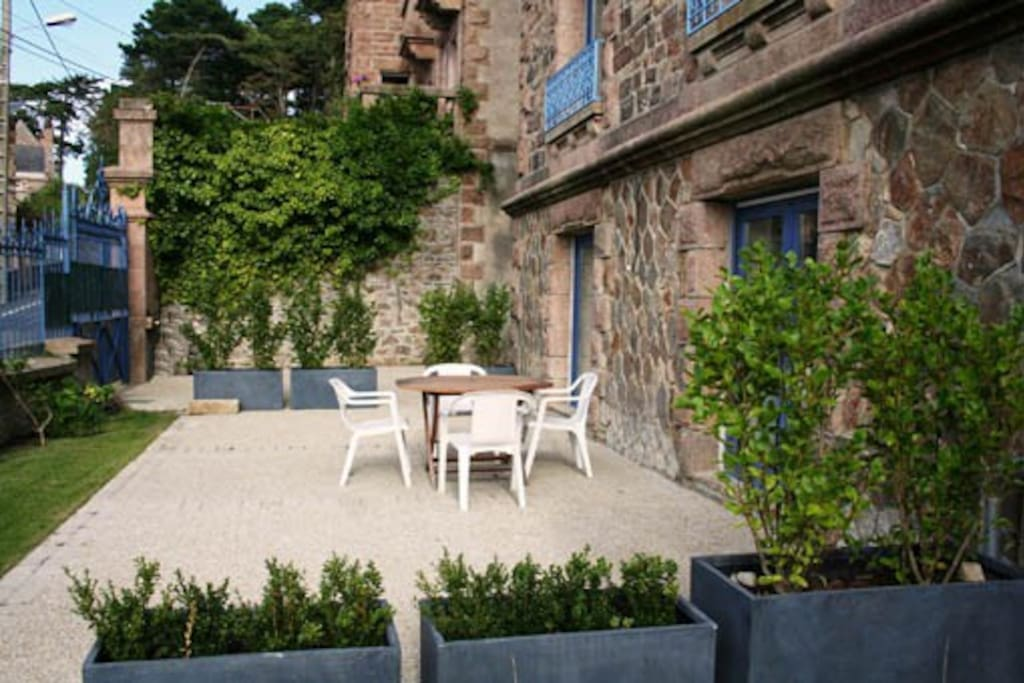 terrasse privative & accès direct au jardin