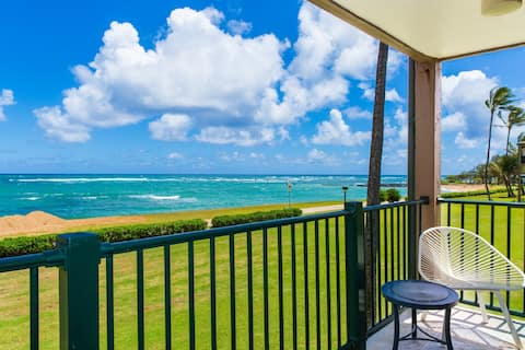 Beautifully updated ocean front condo