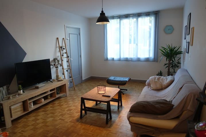 Appartement en RDC