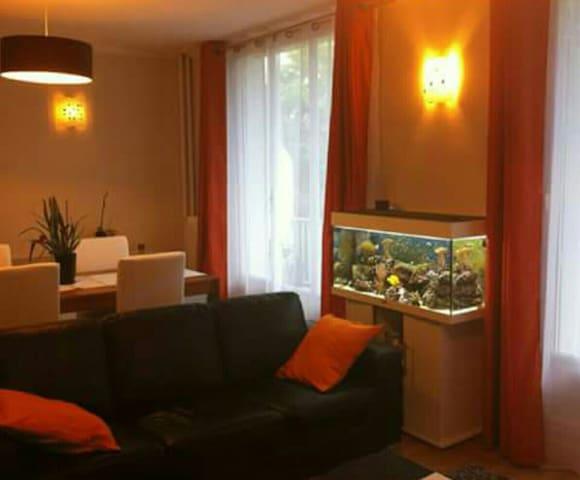 Beau 4 pièces à 15 min de Paris - Orsay - Apartment