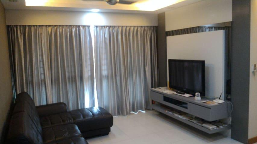 Big spacious master room near MRT - Singapore - Apartment