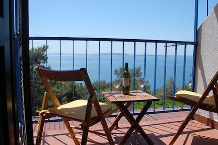 Studio apartment on Cres island - Miholašćica - Huoneisto