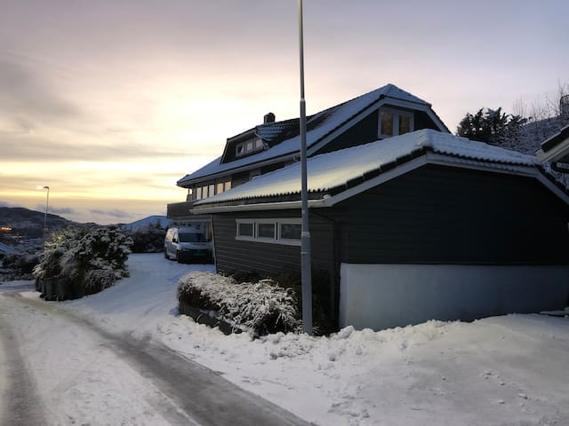 Nice and quiet room close to  Bergen for rent