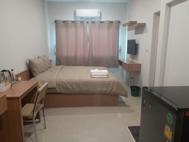 Clean Standard Double Room at Saney Apartment