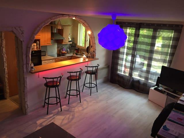 Appartement Familiale Rez de Jardin - Voisins-le-Bretonneux - Appartement