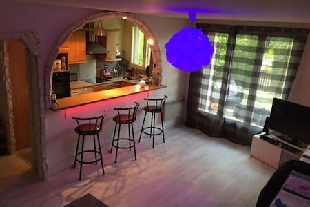 Appartement Familiale Rez de Jardin - Voisins-le-Bretonneux