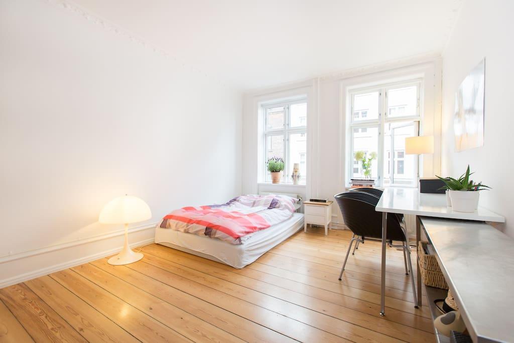 Stay in Copenhagen's hippest street
