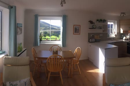 Stylish Beach View Apartment in Village - Woolacombe - Appartement