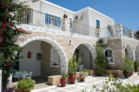 Budget Studios at Drios Village #2 - Paros - Apartemen