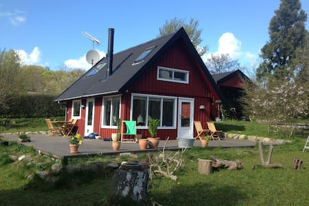 Cosy country house near city center - Helsingør - 一軒家